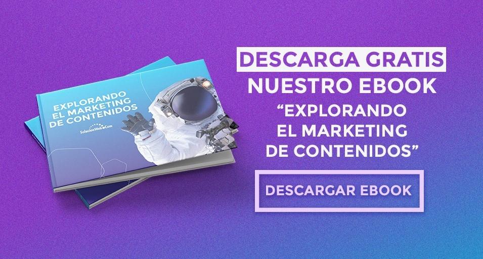 ebook Explorando el Marketing de Contenidos