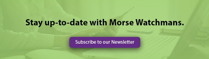 Morse Watchmans Subscribe to our Newsletter