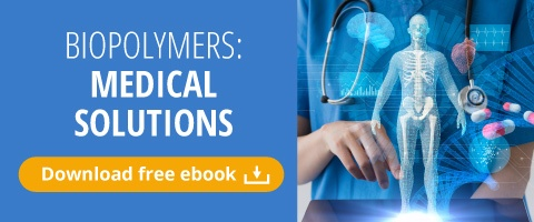 Biopolymers: medical solutions