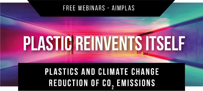 Free Webinar Plastics and Climate Change: Reduction of CO2 emissions