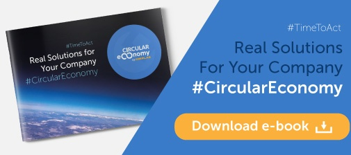 Real solutions for your company #CircularEconomy