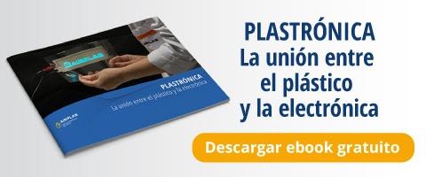 Plastrónica la unión entre el plástico y la electrónica