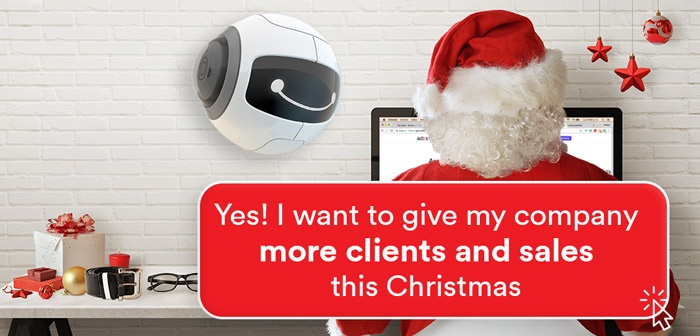Yes! I want to give my company more clients and sales this Christmas