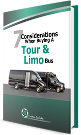 7 Considerations When Buying A Tour & Limo Bus