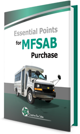 Essential Points for MFSAB Purchase