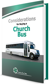 Considerations for Buying a Church Bus