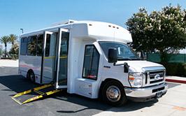 Church Bus - Champion LF Transport