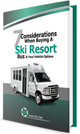 7 Considerations When Buying A Ski Resort Bus & Your Vehicle Options
