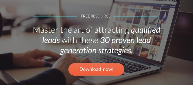 30 Proven Lead Generation Strategies