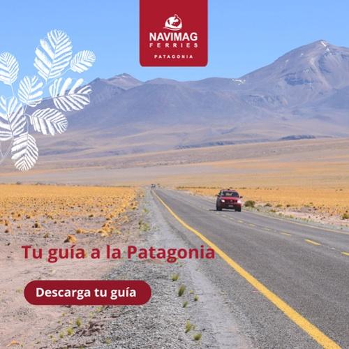 Descarga tu guía a La Patagonia