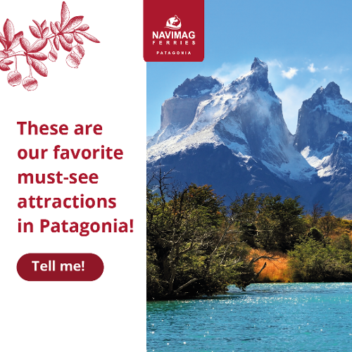 These are our favorite must-see attractions in Patagonia!