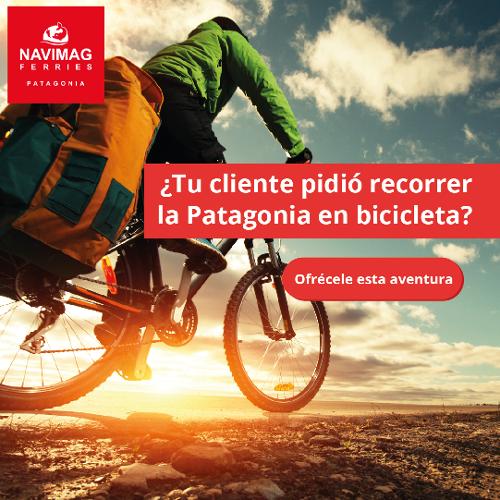 3 circuitos de cicloturismo para recorrer Patagonia