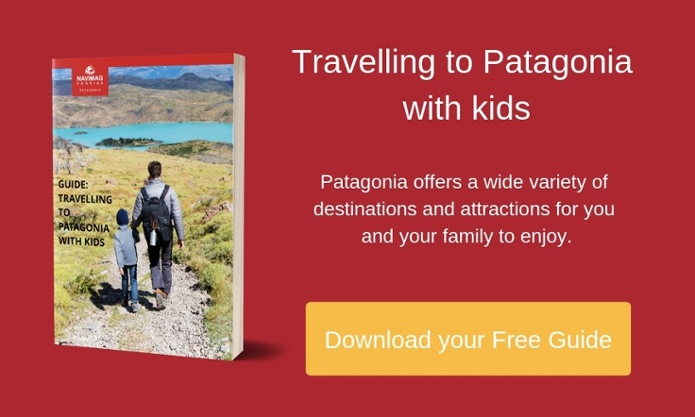 Dowload your guide to travel to Patagonia with kids