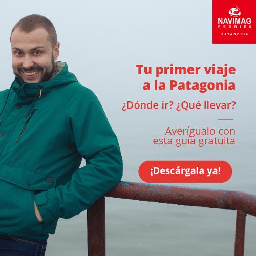 Descarga tu guía para tu primer viaje a la Patagonia