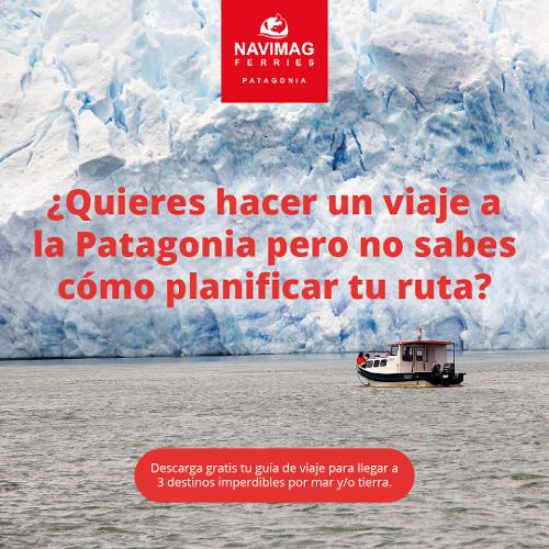 ¿Quieres hacer un viaje a la Patagonia pero no sabes cómo planificar tu ruta?
