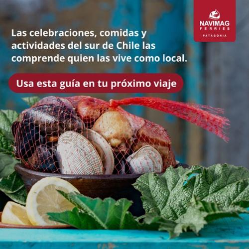 La cultura chilena es reflejo de sabores, paisajes y tradiciones que solo quien visita la Patagonia puede reconocer.