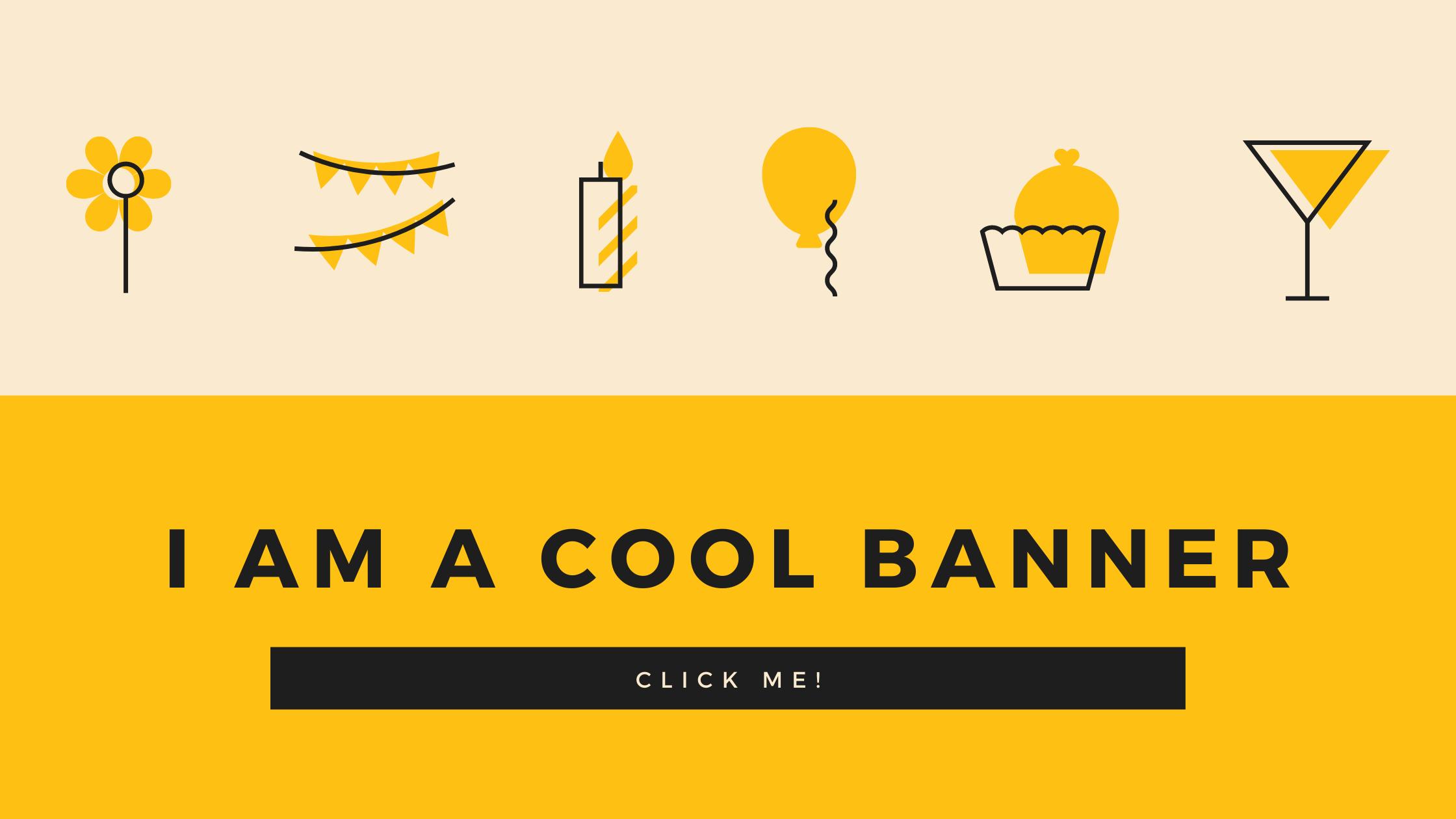 Cool Banner