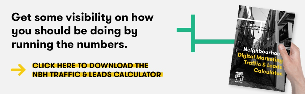 cta to download the Neighbourhood  Digital Marketing Traffic and Leads Calculator