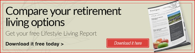 Compare your retirement living options