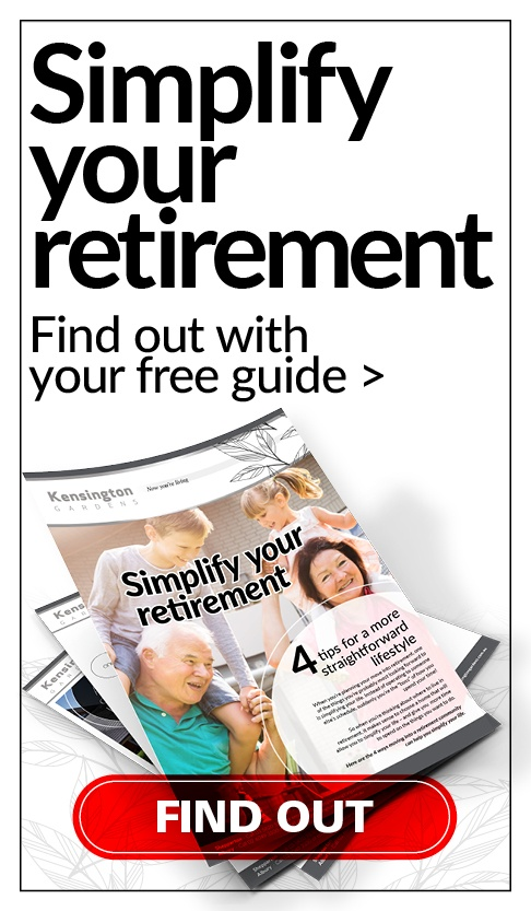 What to look for in a home for retirement