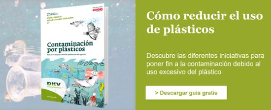 Contaminacion por uso de plasticos