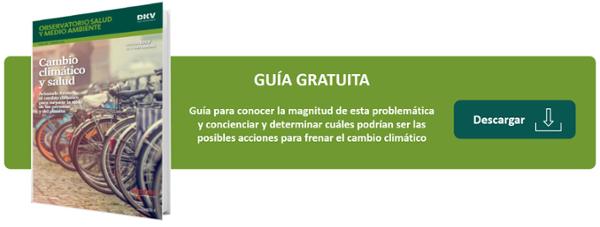 Cambio climatico y salud