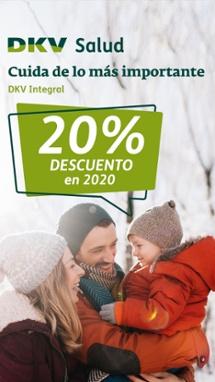 DKV Integral al 20% dto