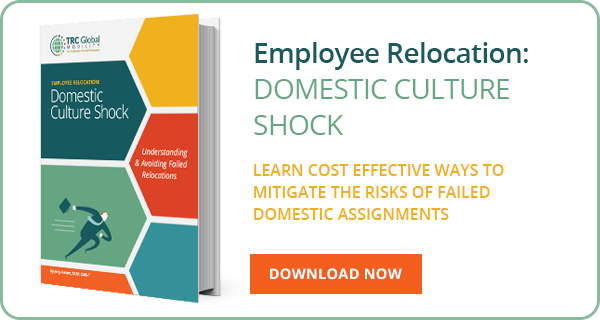 Employee Relocation: Domestic Culture Shock
