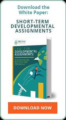 short term developmental assignments