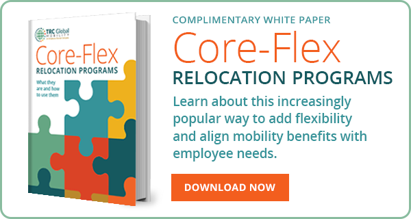 Core Flex Employee Relocation Programs
