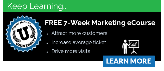 Free 7 Week Marketing eCourse