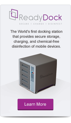 Learn how ReadyDock can help you optimize your disinfection practices.
