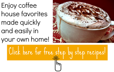 Click here for free, easy to follow coffee house recipes!