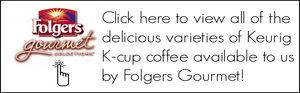 Purchase Folgers Keurig K-cups here