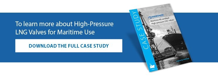 To learn more about High-Pressure LNG Valves for Maritime Use, download the case study.