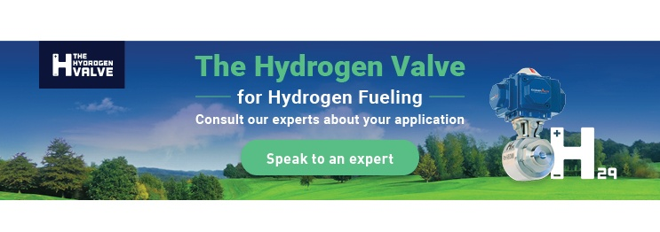 The Hydrogen Valve for Hydrogen Fueling Speak to an expert