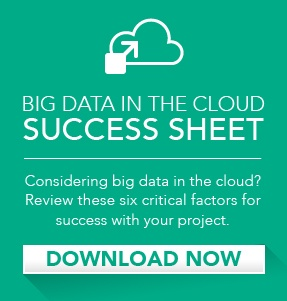 Big Data Success Sheet