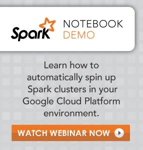 Spark on Google Cloud Platform