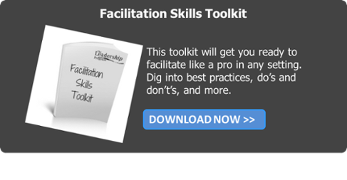 Facilitation Skills Toolkit