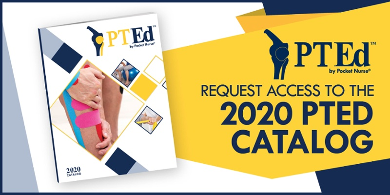 Access the PTEd Catalog-2020
