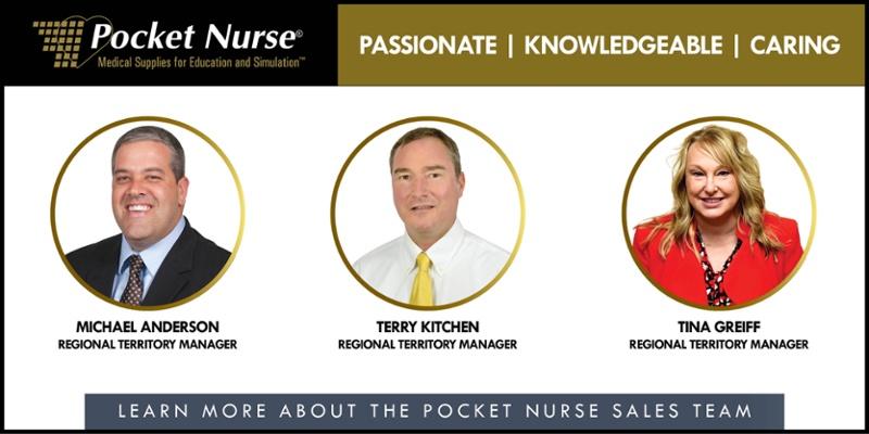 Meet the Pocket Nurse Sales Team!