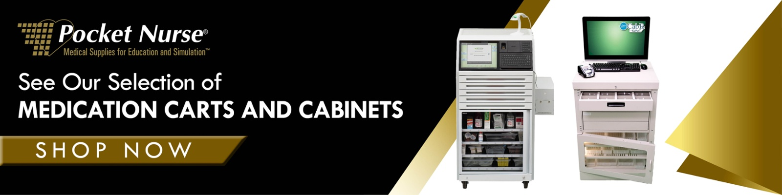 Shop for Medication Carts and Cabinets Now
