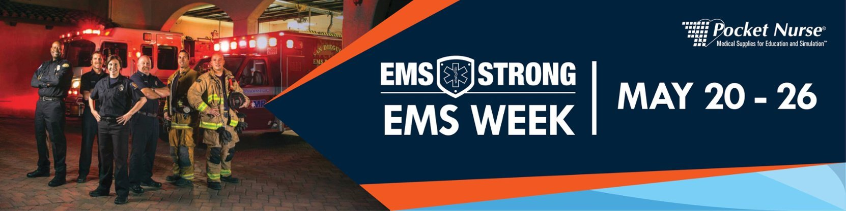 EMS Strong for EMS Week