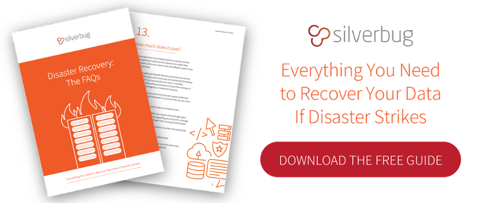 Disaster Recovery CTA 3