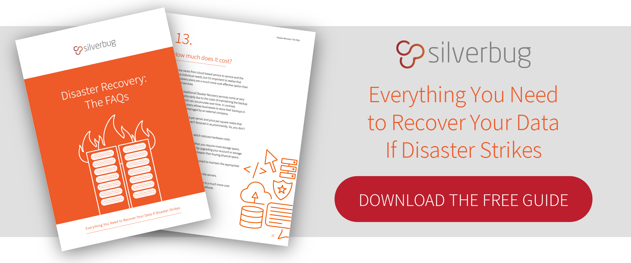 Disaster Recovery CTA