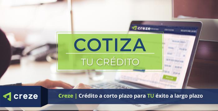 Cotiza tu crédito