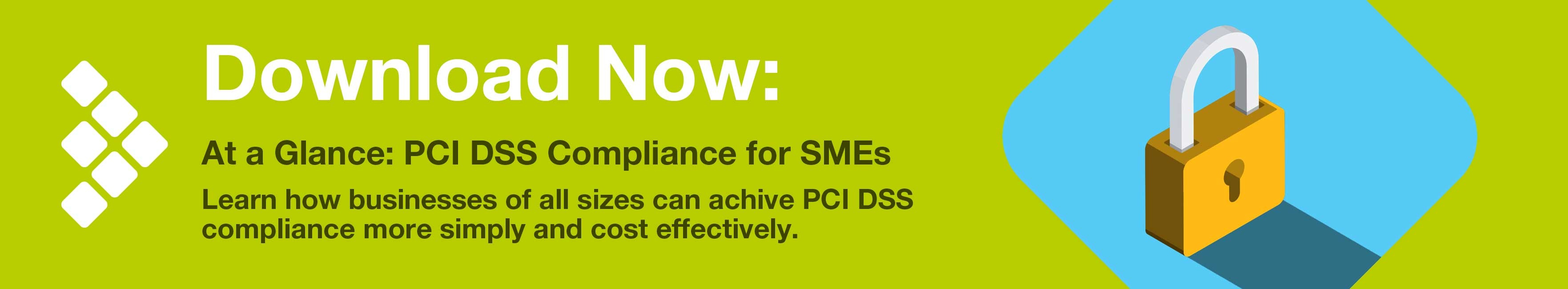 Download Now - At a Glance: PCI DSS Compliance for SMEs