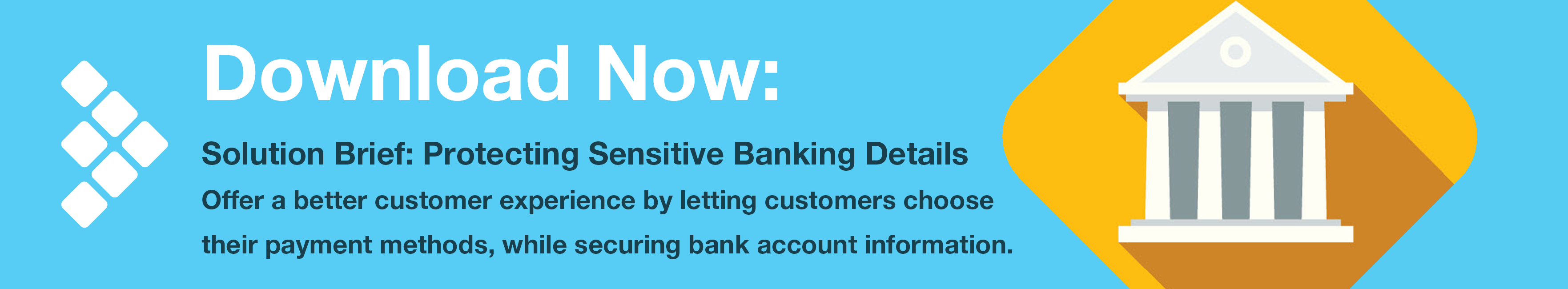 Download Now - Solution Brief: Protecting Sensitive Banking Details