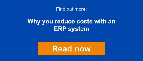 reduce costs with ERP