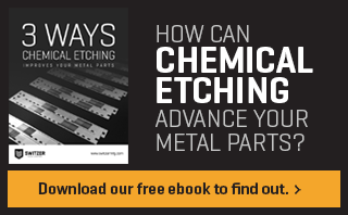 How Can Chemical Etching Advance Your Metal Parts?
